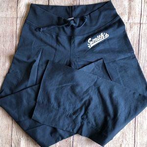 Smiths Small Navy Light Drawstring Sweatpants New